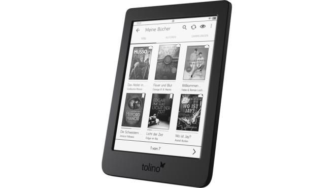 eBook-Reader Tolino Page 2©Tolino-Allianz
