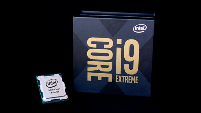 Intel Core-X-Series Cascade Lake Prozessoren©Intel