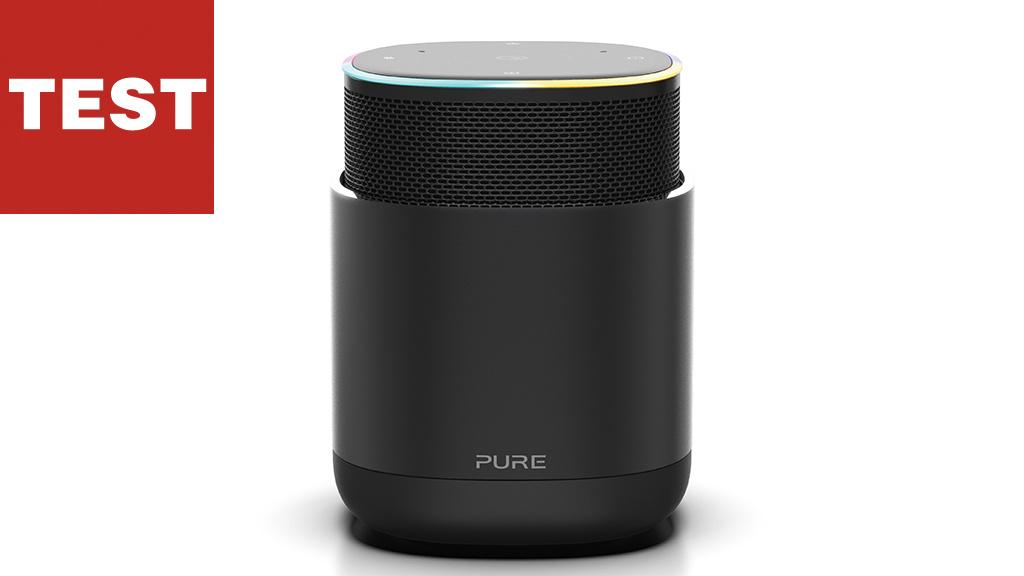Pure DiscovR im Test: So schlau ist die Alexa-Box wirklich