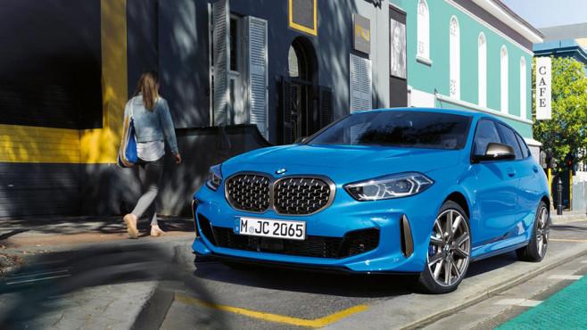 1er BMW©BMW