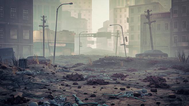 Weltuntergang©http://iStock.com/gremlin