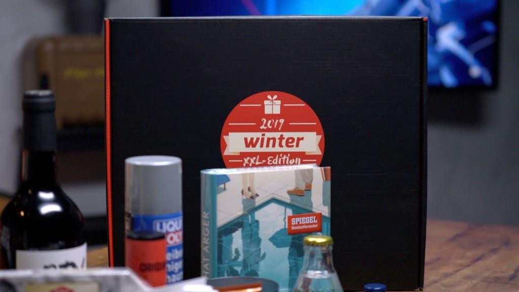 Die Männerbox: Winter-XXL-Edition Neuauflage 2019