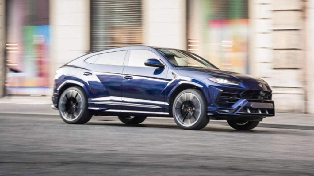 Lamborghini Grand Tourer: Elektrischer Viersitzer angekündigt