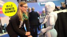Verlosung: Mitmachen und 10 x 2 Tickets für die Smart Country Convention gewinnen!©Messe Berlin