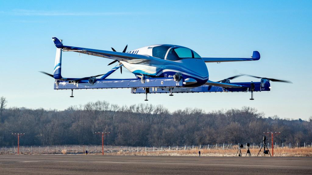 Porsche und Boeing arbeiten zusammen an Elektro-Fluggeräten