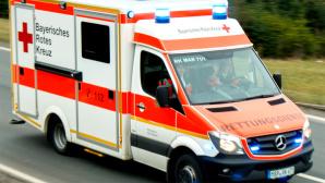 BRK-Krankenwagen©Bayerisches Rotes Kreuz