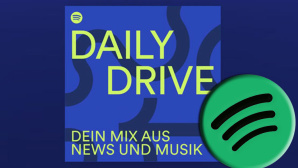 Spotify Daily Drive©Spotify