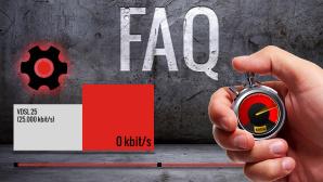 DSL-Speedtest – FAQ©Lonely - Fotolia.com, Kurhan - Fotolia.com, COMPUTER BILD