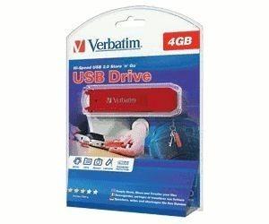 Die besten Weihnachtsgeschenke bis 50 Euro Verbatim Hi-Speed Store 'n' Go 47188 4GB