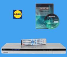Ab 29. November bei Lidl: DVD-Player Silvercrest DP-5400x für 49,99 Euro Silvercrest DP-5400x