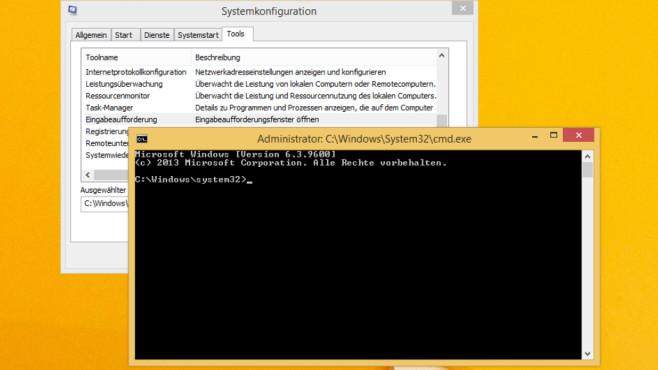 Windows: Benutzerkonten-Steuerung umgehen – Admin-CMD ohne UAC©COMPUTER BILD