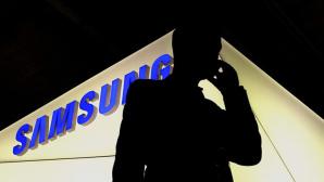 Samsung-Logo©dpa Bildfunk