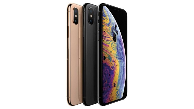 Apple iPhone XS 64GB Space Grey, Silber, Gold © Apple