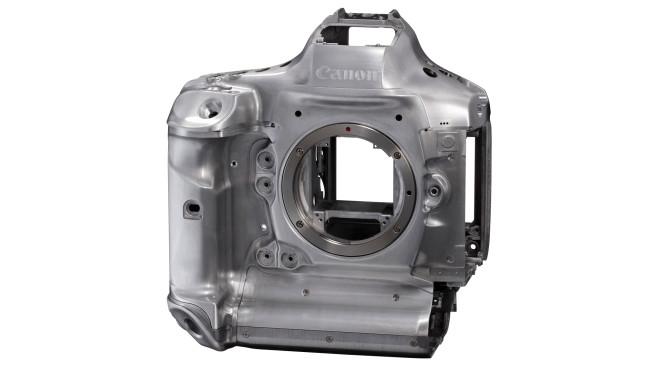 Canon EOS-1D X Mark III Metallgehäuse©Canon