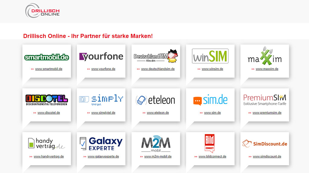 Drillisch Online: eSIM ab sofort bei allen Marken verfügbar