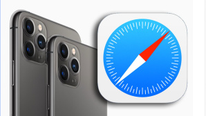 iPhone: Safari © Apple