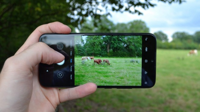 Xiaomi Redmi Note 7©COMPUTER BILD / Michael Huch