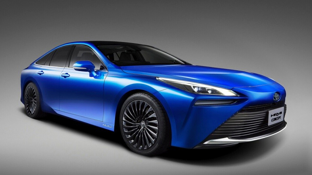 Toyota Mirai II: Neues Wasserstoffauto vorgestellt