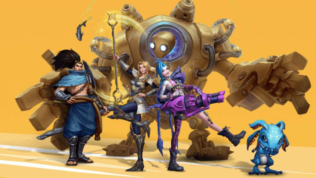 Wild Rift: League-of-Legends-Ableger für Konsolen und Smartphones kommt