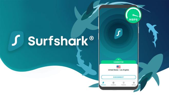 Surfshark: VPN im Test – Zähne zeigen im Haifischbecken! Surfshark punktet mit verlockenden Preisen und verspricht maximale Sicherheit. Was steckt dahinter?©iStock.com/askmenow
