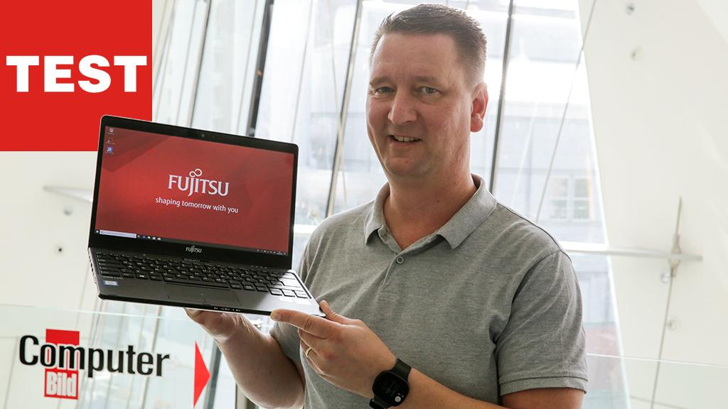 Fujitsu LifeBook U939X im Test: Top-Notebook!