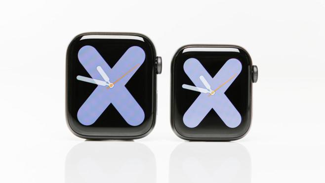 Apple Watch 5 Größen©COMPUTER BILD
