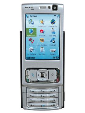Die besten Weihnachtsgeschenke von 200 bis 500 Euro Nokia N95