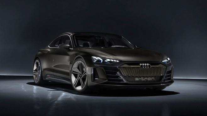 Audi: e-tron GT ©Audi