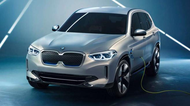 BMW: iX3 ©BMW