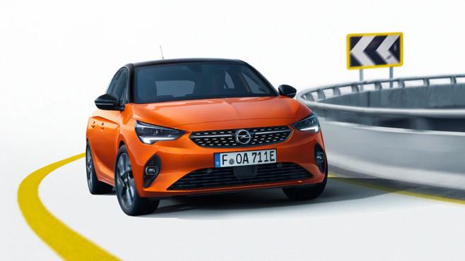 Opel: Corsa-e ©Opel