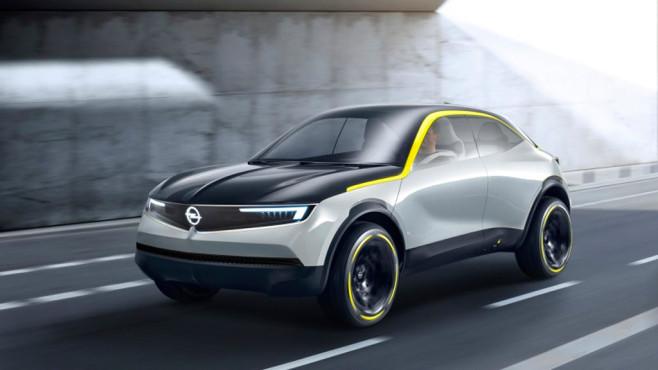 Opel: Mokka-e X ©Opel