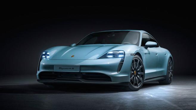 Porsche: Taycan ©Porsche