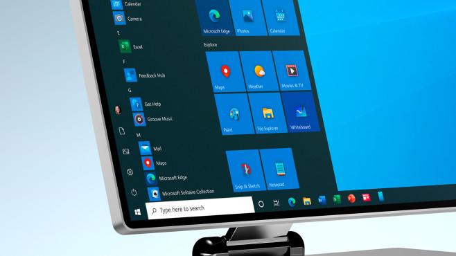Windows 10 20H2: Neue App-Icons©Microsoft