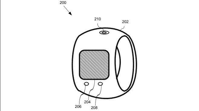 Apple Ring©United States Patent and Trademark Office