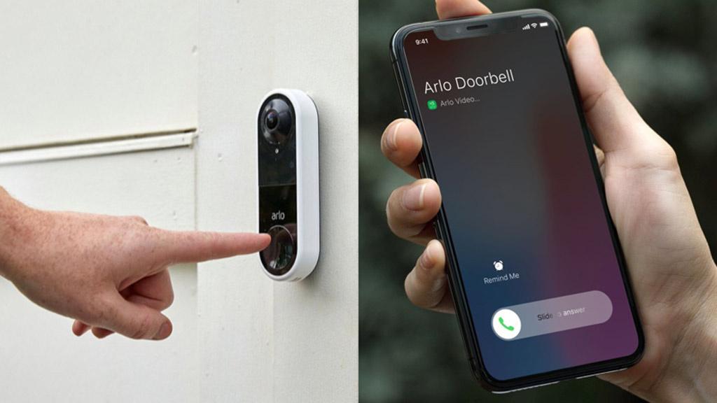 Arlo Video Doorbell: Neue Türkamera vorgestellt