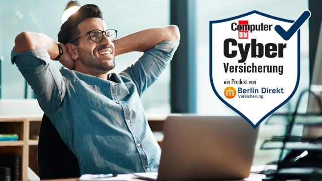 COMPUTER BILD CyberVersicherung: Der digitale Rettungsring Mit der CyberVersicherung schützen Sie sich vor Kriminalität im Internet.©iStock.com/PeopleImages