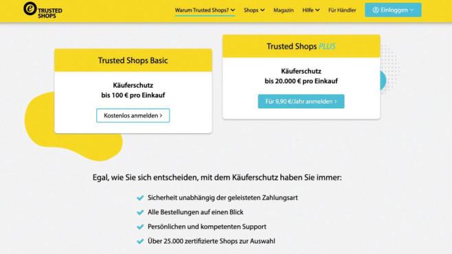 Ratgeber: Sicher Online shoppen©Trusted Shops