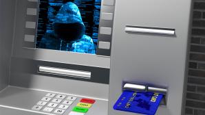 Per Jackpotting r�umen Hacker Geldautomaten leer©iStock.com/BeeBright