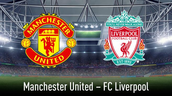 Manchester United gegen FC Liverpool©iStock.com/Masisyan, Manchester United, FC Liverpool