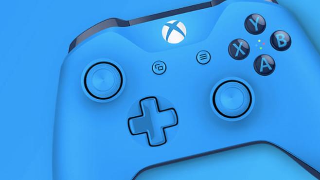 Xbox-One-Controller©Microsoft
