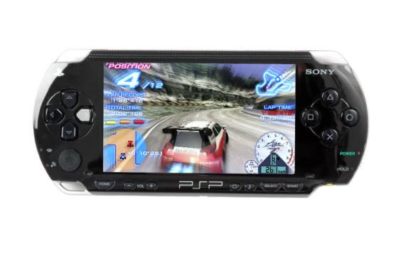 Die besten Weihnachtsgeschenke von 100 bis 200 Euro Sony PSP Slim & Lite