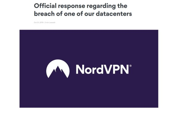NordVPN Response©NordVPN