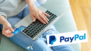 PayPal © PayPal, ©istock.com/Neustockimages