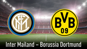Champions League: Inter Mailand gegen Borussia Dortmund©IStock.com/efks, Inter Mailand, Borussia Dortmund