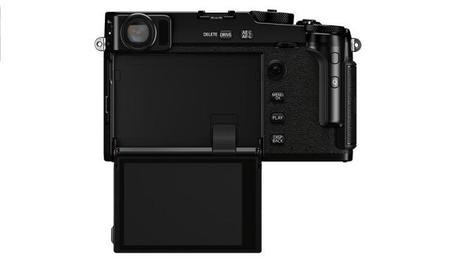 Fujifilm X-Pro3 Ausklapp-Display©Fujifilm