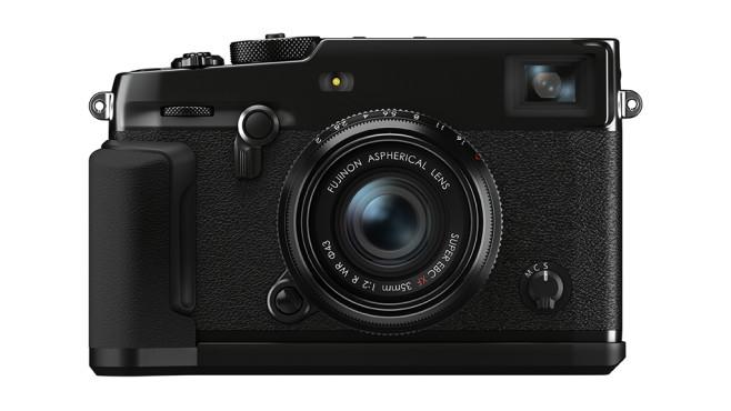 Fujifilm X-Pro3 Griff©Fujifilm