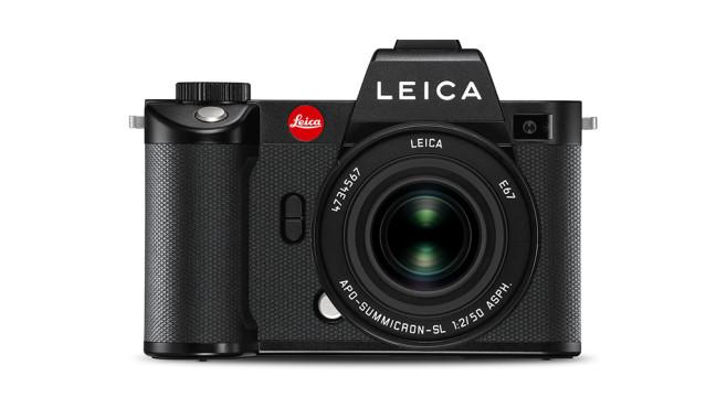 Leica SL2 mit 47-Megapixel-Sensor©Leica