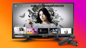 Apple TV+ mit Amazon Fire TV Stick nutzen©Amazon, Apple