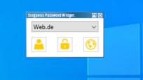 Passwörter verwalten: Anmelden per Widget©COMPUTER BILD