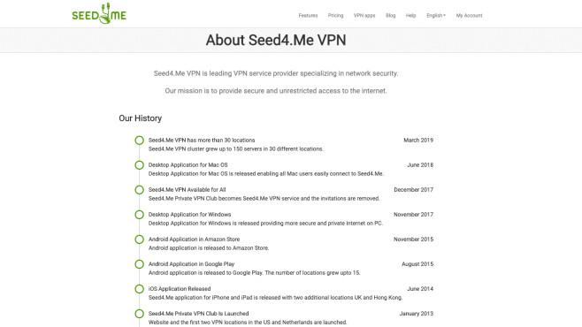 Seed4.Me: VPN im Praxis-Test©Seed4.Me